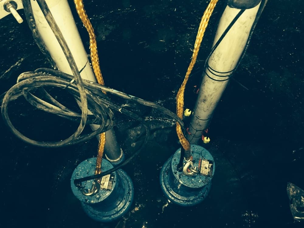 Sump-Pumps, Sewage-Pumps and Pit Installation, service and installations