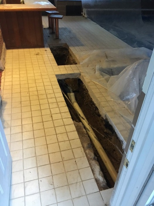 Sewer Repair & Replacement