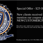 $25 off your services for new clients!