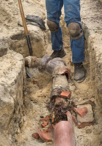 Signs You Need Sewer Replacement