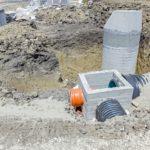 concrete-drainage-manhole-is-unfinished-on-building