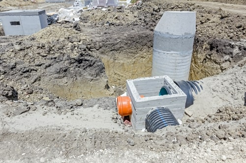 Prepping for New Septic Tank Installation
