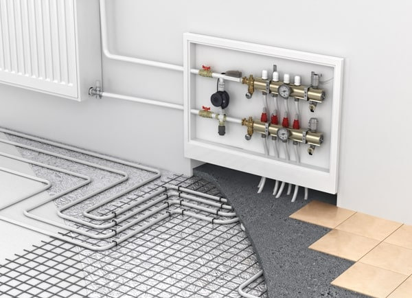 How Hydronic Heating Works