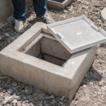 grease-trap-pluming-device-used-to-intercept-greases-and-solids