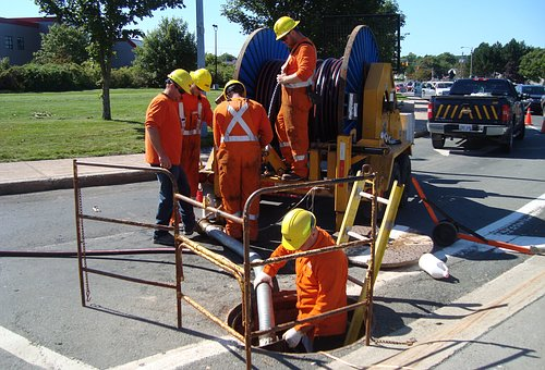 How Grease Buildup Damages Sewer Systems5