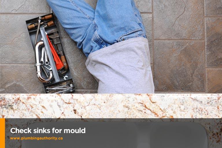 check sinks