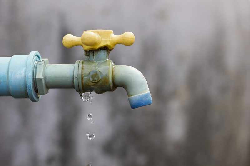 Defective faucet Cause wastage of water