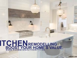 Kitchen remodelling boost your home's value.