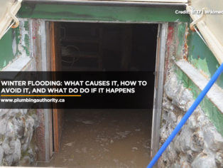 Winter Flooding: What Causes It, How To Avoid It, And What Do Do If It Happens