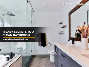 11 Easy Secrets to a Clean Bathroom