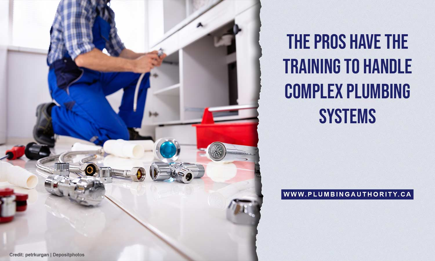 The pros have the training to handle complex